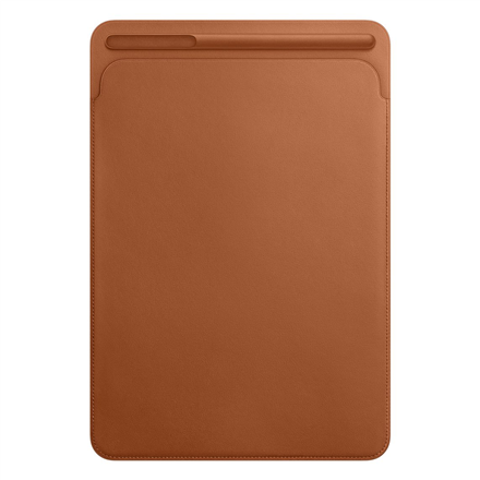 Apple iPad Pro Leather Sleeve for 10,5'' Saddle Brown