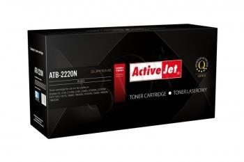 Toneris ActiveJet ATB-2220N | black | 2600 pgs. | Brother TN-2220, TN-2010