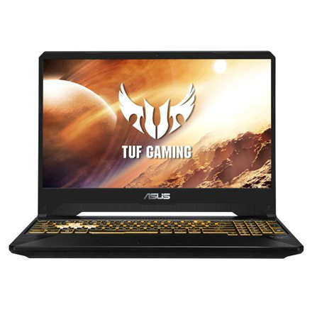 "Asus TUF Gaming FX505DU Gold Steel - 15.6"" FHD (1920x1080) Matt 