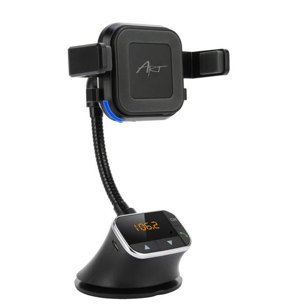 ART MP3TR FM-09 ART CAR TRANSMITER FM 4-in-1, handsfree kit, charger ind., handle FM-09BT