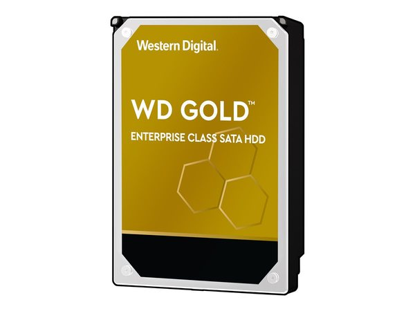 WD Gold 4TB SATA 6Gb/s 3.5inch 256MB cache 7200rpm internal RoHS compliant Enterprise HDD Bulk