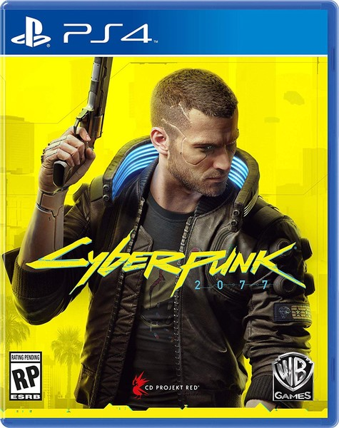 Cyberpunk 2077 Day One Edition žaidimas, skirtas Playstation 4 konsolei