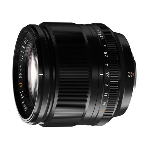 Fujifilm Fujinon XF 56mm F1.2 R portrait lens for X-series objektyvas