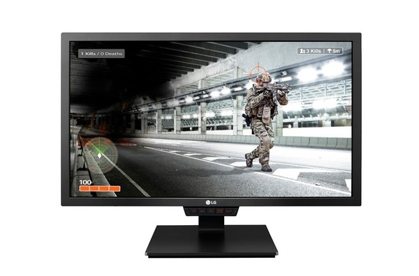 LG 24GM79G 144Hz GAMING LED monitorius su AMD FreeSync technologija | 24 colių | FULL HD (1920x1080) | Kontrastas: 5 000 000:1 | Reakcijos laikas: 1ms (MBR) | Peržiūros kampas: 170°/160° | Jungtys: HDMI, DisplayPort, USB | Tilt, Pivot, Height-adjustable, VESA, Flicker Safe