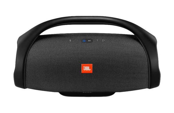 JBL Boombox Black Portable Waterproof Wireless Bluetooth Speaker | High-capacity 20,000mAh rechargeable battery
