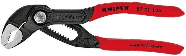 Replės Cobra 125mm D27mm, Knipex