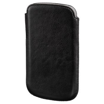 HAMA Vintage Mobile Phone Sleeve for Samsung Galaxy S 4/S III black