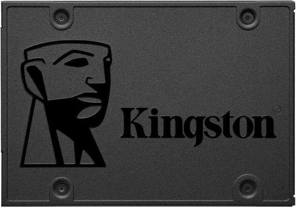 Kingston SSD 960GB A400 SATA3 2.5 SSD (7mm height) Read/Write 500/450Mb/s