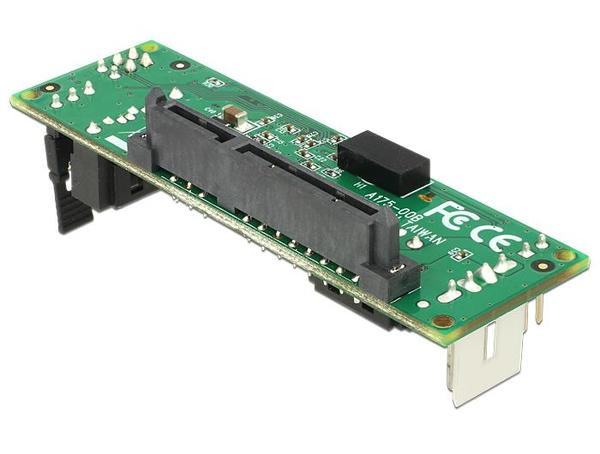 Delock Converter SATA Host > 2 x SATA Device with RAID