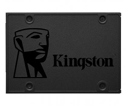 Kingston SSD A400, 480GB, 500/450MB/s, 2,5', SATA