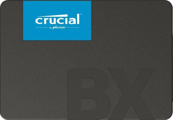 Crucial SSD BX500 120GB, 3D NAND, SATA III 6 Gb/s, 2.5-inch