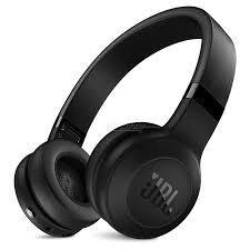 JBL C45BT Black Wireless on-ear headphones