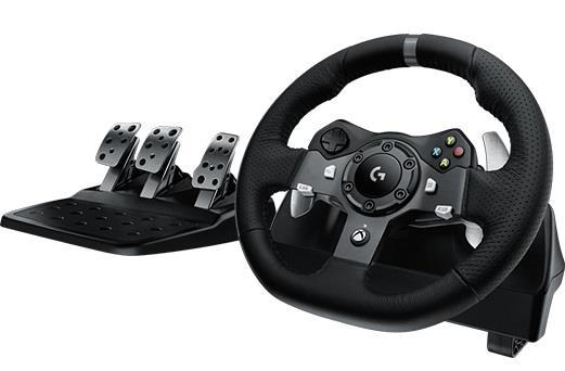 Vairas Logitech Driving Force G920 - Xbox One, PC