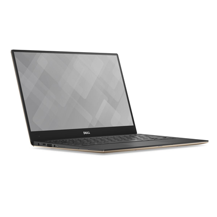 "Dell XPS 13 9360 Rose Gold, 13.3 "", Touchscreen, QHD+, 3200 x 1800 pixels, Gloss, Intel Core i7, i7-7560U, 8 GB, LPDDR3, SSD 256 GB, Intel HD, Windows 10 Pro, 802.11ac, Bluetooth version 4.1, Keyboard language English, Keyboard backlit, Warranty 36 month(s), Battery warranty 12 month(s)"