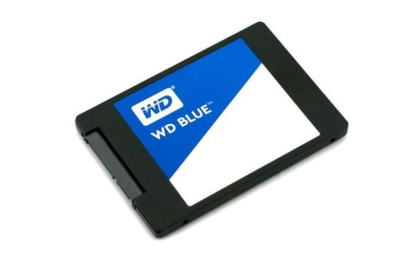 WD Blue SSD 2.5'' 500GB SATA/600, 560/530 MB/s, 7mm, 3D NAND