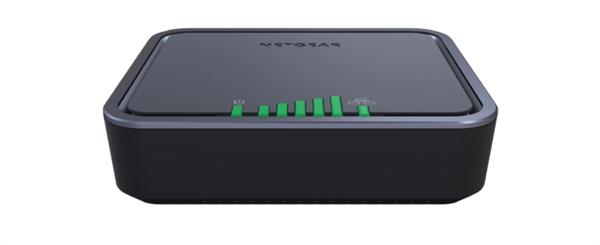 LB2120-100PES Netgear 4G LTE MODEM with Dual Gb Ports, micro