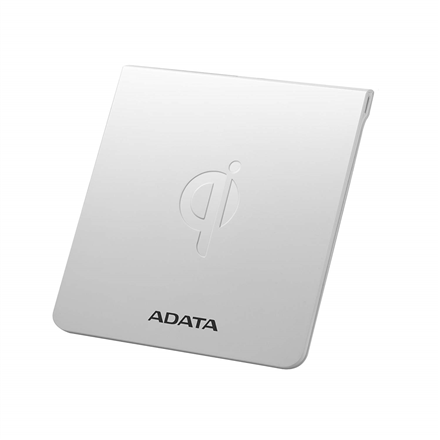 561714dced ACW0050-1C-5V-CWH ADATA CW0050 Qi Wireless charger white 5W ...