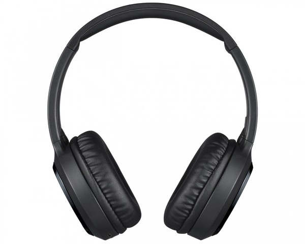 JVC HA-S80BN Black On-Ear Bluetooth Wireless Headphones