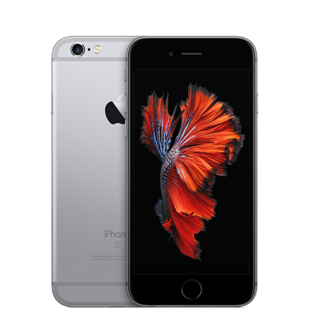 "Apple iPhone 6s 32GB Space Gray | 12/24 mėn. garantija* | 4,7"" IPS LCD 750 x 1334 pixels, 3D Touch 
