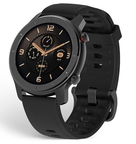 SMARTWATCH AMAZFIT GTR 42MM/A1910 42 STARRY BLACK XIAOMI