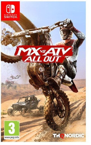 Game NS MX vs ATV All Out