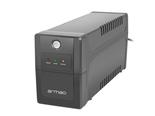 ARMAC H/650E/LED Armac UPS HOME Line-Interactive 650E LED 2x 230V PL OUT, USB
