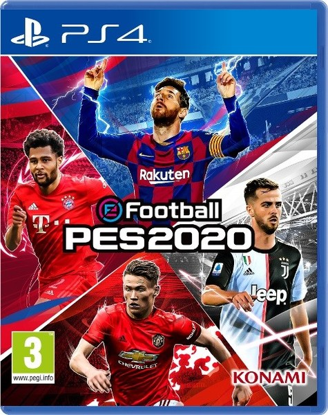 Ps4 Games Release Dates 2020.4012927104606 Gra Ps4 Efootball Pes 2020game Ps4 Efootball