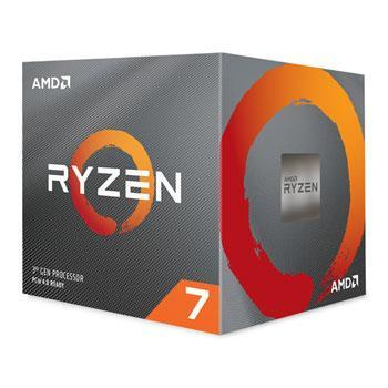 AMD Ryzen 7 3800X, 8C/16T, 4.5 GHz, 36 MB, AM4, 105W, 7 nm, BOX (su aušintuvu)