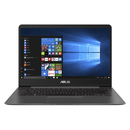 "Asus ZenBook UX430UA Grey - 14.0"" IPS, FHD (1920x1080) Anti-Glare 