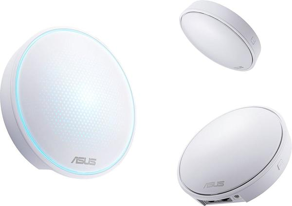 4712900721119 ASUS Lyra Mini Complete Home Wi-Fi Mesh System Dual
