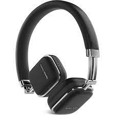 Harman Kardon Soho Wireless Black Premium On-Ear Headset with simplified Bluetooth connectivity
