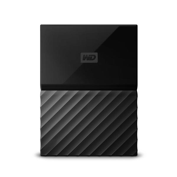 External HDD WD My Passport Black 2.5'' 4TB USB 3.0