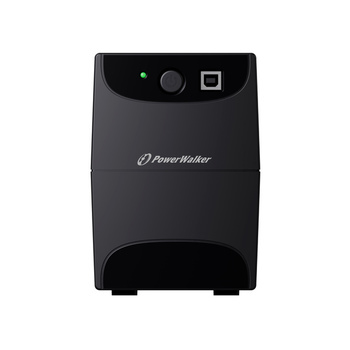 UPS Power Walker Line-Interactive 650VA 2x 230V PL OUT, RJ11 IN/OUT, USB