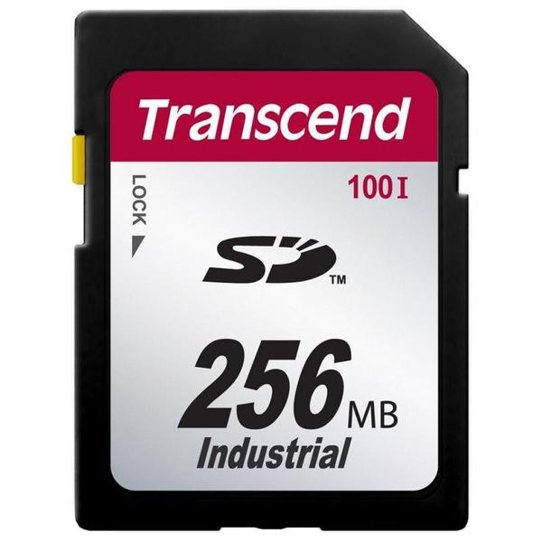 TRANSCEND SD Card 256MB 100x Industrial
