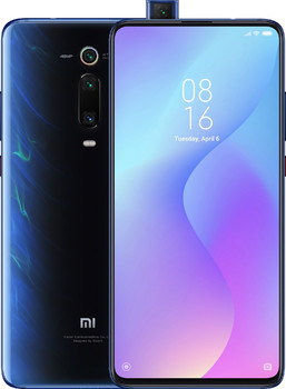 "Mi 9T 128GB Glacier Blue MZB7719EU XIAOMI (GLOBAL) DUAL-SIM | 6.39"" AMOLED 2340x1080 GG5 