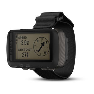 Garmin Foretrex 601 wrist-mounted GPS navigator with smart notifications
