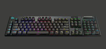 LOGITECH G915 LIGHTSPEED Wireless RGB Mechanical Gaming Keyboard (Tactile)