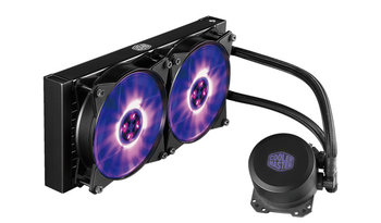 Cooler Master watercooling kit MasterLiquid 240 LITE RGB