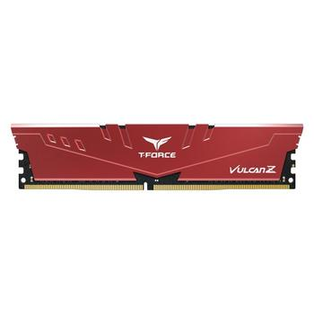 Team Group Vulcan Z DDR4 8GB 3000MHz CL16 1.35V XMP 2.0 Red