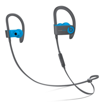 Beats Powerbeats3 In-ear/Ear-hook, Connection type Bluetooth, Microphone, Flash blue