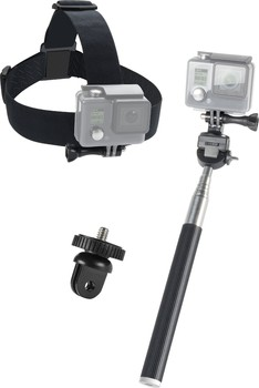 Speedlink GoPro Starter Kit