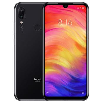 "Xiaomi Redmi Note 7 Black, 6.3 "", IPS LCD, 1080 x 2340 pixels, Qualcomm Snapdragon, 660, Internal RAM 4 GB, 128 GB, microSD, Dual SIM, Nano-SIM, 3G, 4G, Main camera Dual 48+5 MP, Secondary camera 13 MP, Android, 9.0, 4000 mAh"