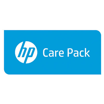 HP eCarePack 4Jahre on-site service on next business day for Designjet 510