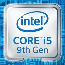 Intel Core i5-9400F, Hexa Core, 2.9-4.1GHz, 9MB, LGA1151, 14nm, no VGA(be integruotos grafikos), BOX