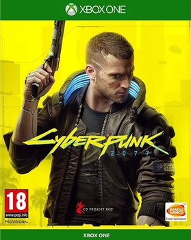 Cyberpunk 2077 Day One Edition žaidimas, skirtas XBOX ONE konsolei