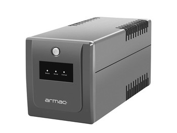 ARMAC H/1000F/LED Armac UPS HOME Line-Interactive 1000F LED 4x Schuko 230V, USB