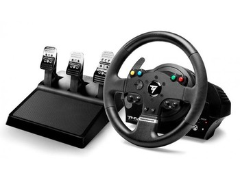 Thrustmaster TMX Pro Force Feedback Wheel incl. T3PA 3 Pedals Add-On Xbox One/PC