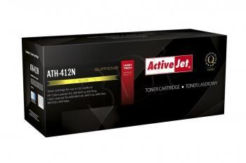 Toneris ActiveJet ATH-412N | Yellow | 2600 pgs. | HP HP CE412A (305A)