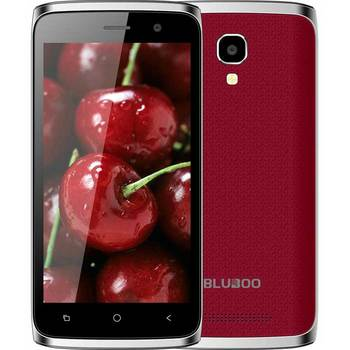"Bluboo Mini RED | DUAL-SIM | 4.5"" IPS qHD 