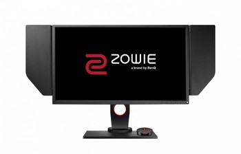 BenQ ZOWIE XL2536 144Hz GAMING LED monitorius su DyAc technologija | 24.5 colių | FULL HD (1920x1080) | Kontrastas: 12 000 000:1 | Reakcijos laikas: 1ms | Jungtys: DVI, HDMI, DisplayPort, Headphone jack, Microphone jack‎‎‎, USB‎ | Tilt, Height adjustment, Pivot, Swivel, VESA, Flicker free, Kensington lock